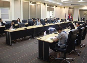 สถาบันวิจัยและพัฒนา จัดประชุมคณะกรรมการเครือข่ายด้านการวิจัยและบริการวิชาการ ครั้งที่ 2/2561