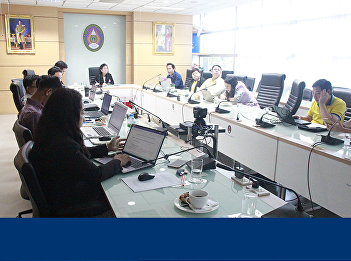 Research and Development Institute As a node of the Ratanakosin Rajabhat University Tourism Research Project nodes Organized a meeting to drive the tourism research project