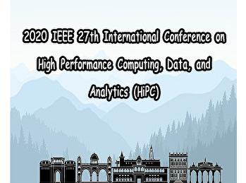 2020 IEEE 27th International Conference on High Performance Computing, Data, and Analytics (HiPC)
