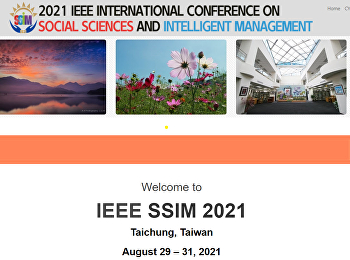 2021 IEEE International Conference on Social Sciences and Intelligent Management (SSIM)