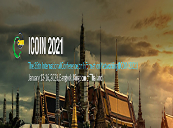 2021 International Conference on Information Networking (ICOIN)